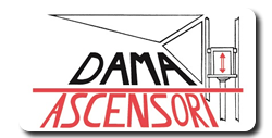 Dama ascensori logo